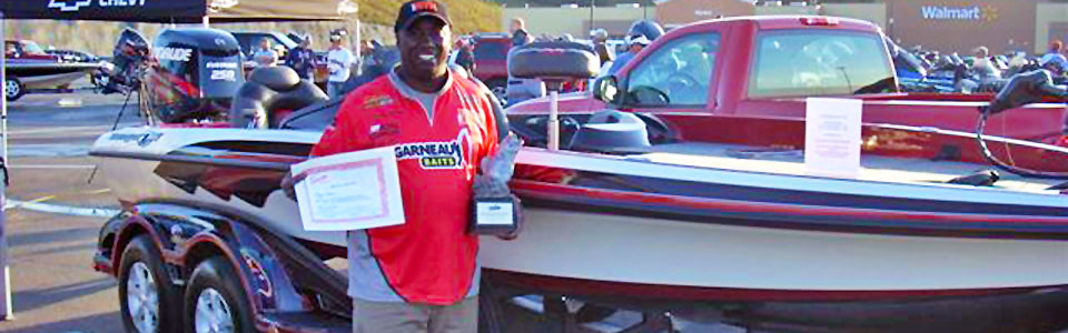 Tommy Robinson wins BFL Regional on Barren River