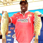 WFN and Garneau Baits Pro Tommy Robinson Scores Big on the Detroit River
