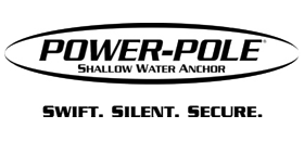 Power-Pole Swift Silent Secure Shallow water anchoring system