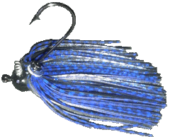 ThorAks Jig Tommy Robinson used on Lake St. Clair